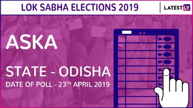Aska Lok Sabha Constituency in Odisha: Candidates, Current MP, Polling Date And Election Results 2019